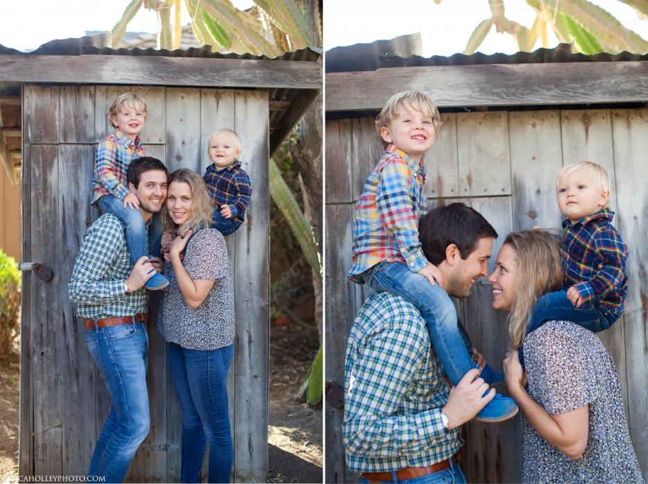 Los Rios Family Photos